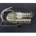 Projector PAR16 Short 12V - Silver